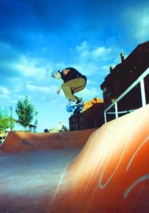 Alfonso Fernández. Torrelodones (Madrid). 1996.