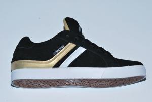 Supra Sport black/gold.