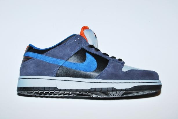Nike Sb Dunk Low pro black/academy blue