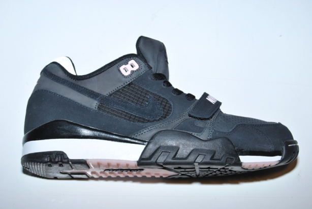 Nike SB Air Trainer 2 anthracite/black.