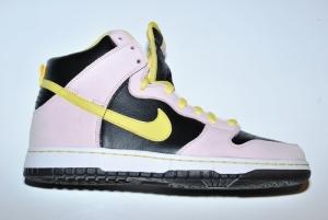 Nike SB Dunk High Premium black/ozone.