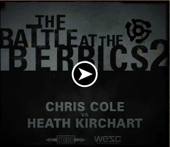 CHRIS COLE VS HEATH KIRTCHART